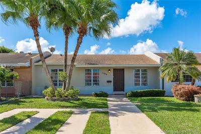 Miami Condo Active With Contract: 5404 SW 127th Way #5404