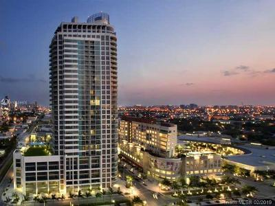 2 Midtown, midtown 2, Two Midtown, Two Midtown Miami, Two Midtown Miami Condo Rental For Rent: 3470 E Coast Ave #H0907