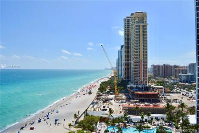 Trump Palace, Trump Palace Condo, Trump Palace Condominium Rental For Rent: 18101 Collins Ave #1607