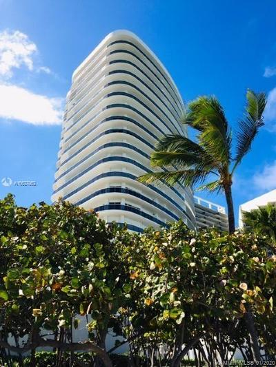Majestic Towe, Majestic Tower Condo For Sale: 9601 Collins Ave. #904