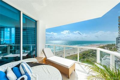 Mosaic, Mosaic On Beach, Mosaic On Miami Beach, Mosaic On Miami Beach Con Condo For Sale: 3801 Collins Ave #1405