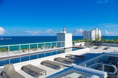 Hollywood Condo For Sale: 777 N Ocean Dr #S5