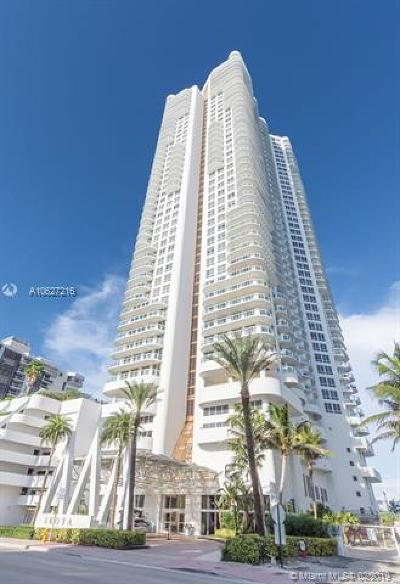 Akoya, Akoya Condo, Akoya Condominiums Rental For Rent: 6365 Collins Ave #2311