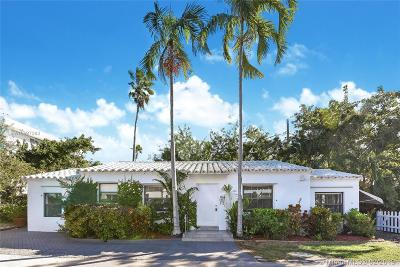 Venetian Islands Single Family Home For Sale: 13 Farrey Ln
