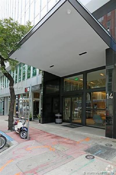 Commercial For Sale: 14 NE 1st Ave #800R
