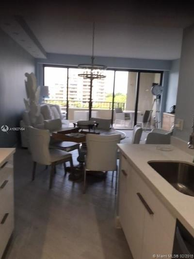 Key Biscayne Condo For Sale: 201 Crandon Blvd #504