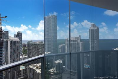Rental Leased: 801 S Miami Ave #4303