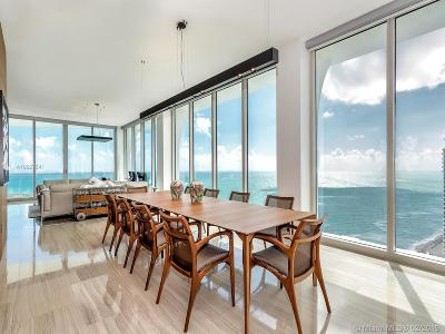 Miami-Dade County Condo For Sale: 16901 Collins Ave #3401