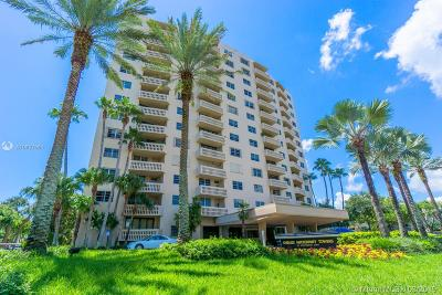 Coral Gables Rental Leased: 90 Edgewater Dr #226