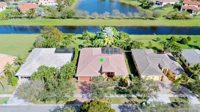 Cooper City Single Family Home Sold: 3630 NW 89th Ter