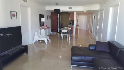 Hallandale Rental For Rent: 1850 S Ocean Dr #1107