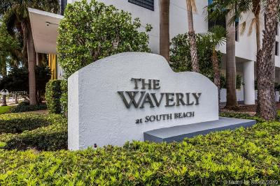 Miami Beach Condo For Sale: 1330 West Ave #2511
