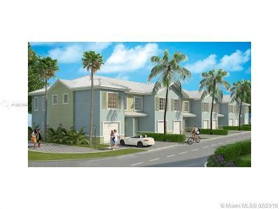 Delray Beach Condo For Sale: 1825 Crystal Way #4b