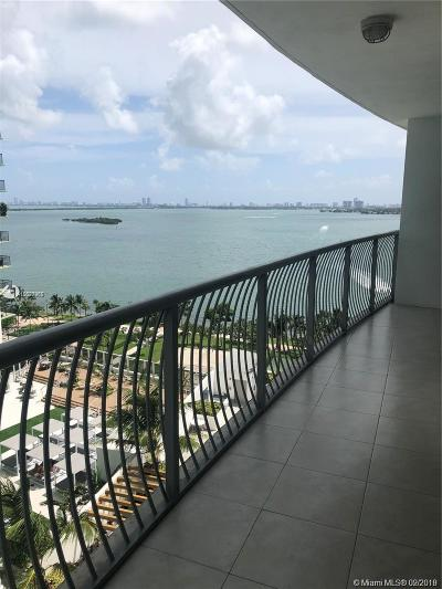 Opera Tower, Opera Tower Condo, Opera Towers Rental Leased: 1750 N Bayshore Dr #1705