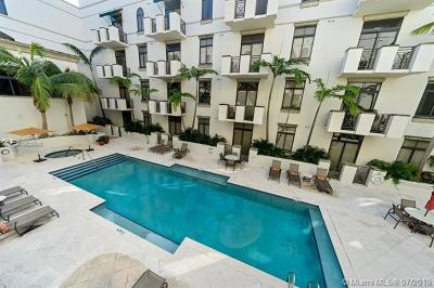 Coral Gables Condo For Sale: 1805 Ponce De Leon Blvd #616