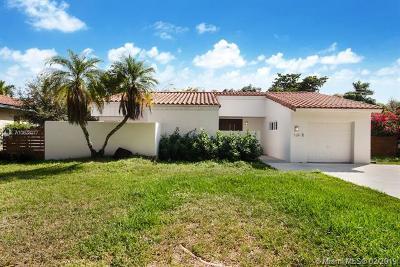 Miami Shores Single Family Home For Sale: 124 NE 111th St