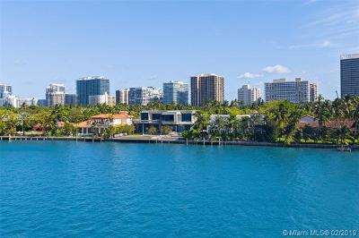 Bay Harbor Islands Condo For Sale: 9751 E Bay Harbor Dr #602