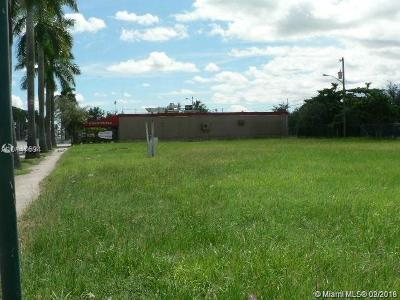 Homestead Commercial Lots & Land For Sale: 422 S Krome Ave