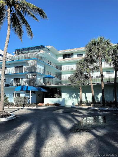 Miami Condo For Sale: 2539 S Bayshore Dr #425AR