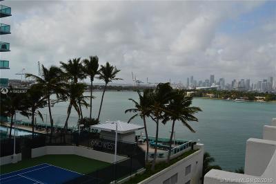 Miami Beach Condo For Sale: 800 West Ave #PH02