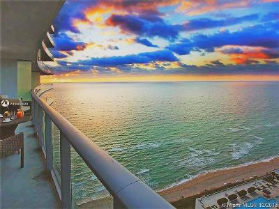 Hollywood Condo For Sale: 4111 S Ocean Dr #3307