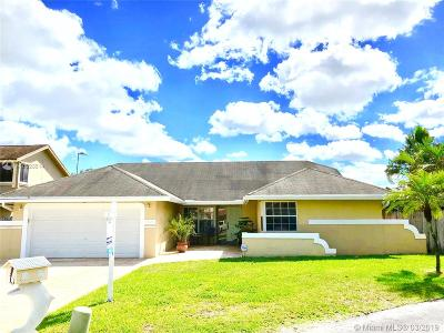 Cooper City Single Family Home Sold: 5820 SW 87th Ter
