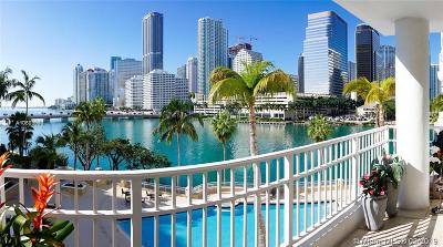 Rental Leased: 701 Brickell Key Blvd #401