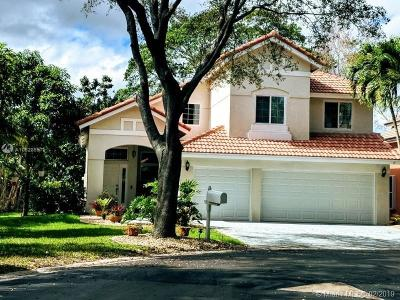 Coral Springs Single Family Home For Sale: 8402 NW 57th Dr