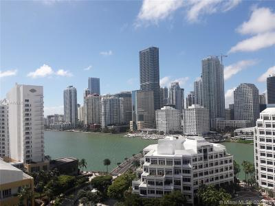 Rental Leased: 520 Brickell Key Dr #A1817