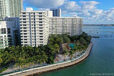 Miami Beach Condo For Sale: 1500 Bay Rd #1274S