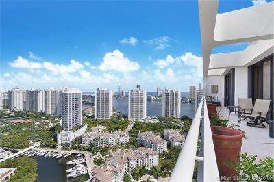 Aventura Condo For Sale: 2000 Island Blvd #PH-6