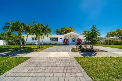 Aventura Single Family Home For Sale: 19101 NE 22nd Ave