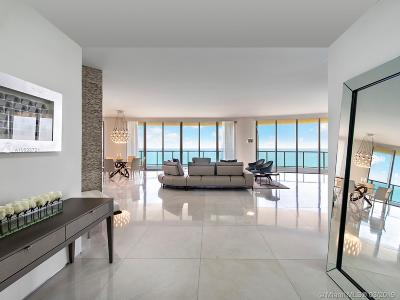 Bal Harbour Rental For Rent: 9703 Collins Ave #1100