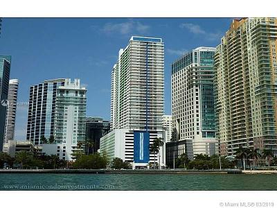 Miami Rental For Rent: 1200 Brickell Bay Dr #1822