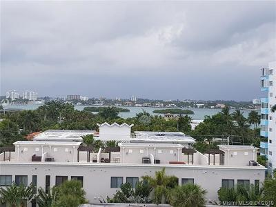 Bay Harbor Islands Rental For Rent: 1133 102nd St #805