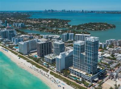 Miami Beach Condo For Sale: 6801 Collins Ave #LPH09