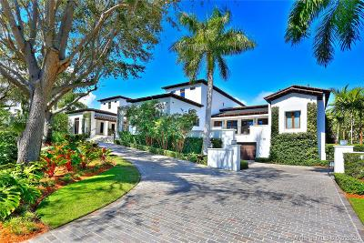 Coral Gables Single Family Home For Sale: 555 Arvida Pkwy