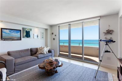 Miami Beach Condo For Sale: 5555 Collins Ave #6D