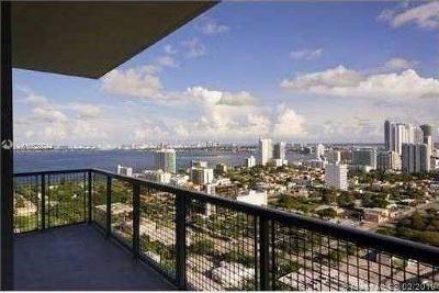 Four Midtown, Four Midtown Condo, Four Midtown Miami, Four Midtown Miami Condo Rental For Rent: 3301 NE 1st Ave #H2610