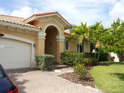 Cutler Bay Single Family Home For Sale: 7455 SW 188th Ln