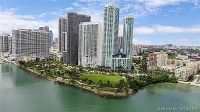 Miami Condo For Sale: 2000 N Bayshore Dr #1610