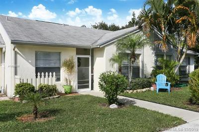 Jupiter Single Family Home For Sale: 236 Palmetto