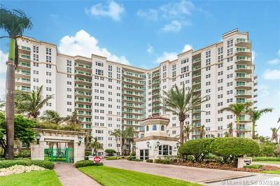 Aventura Condo For Sale: 20000 E Country Club Dr #1008