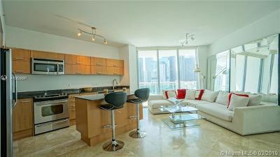 Condo For Sale: 350 S Miami Ave #2714