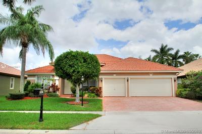 Boca Raton Single Family Home For Sale: 12236 Rockledge Cir