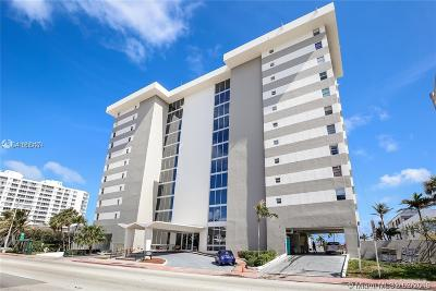 Surfside Condo Sold: 9273 Collins Ave #403