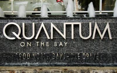 Quantum On The Bay, Quantum On The Bay Condo, Quantum On The Bay Condo N, Quantun On The Bay Rental For Rent: 1900 N Bayshore Dr #3607