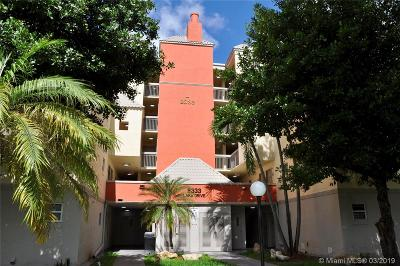 Doral Condo Sold: 8333 Lake Dr #307