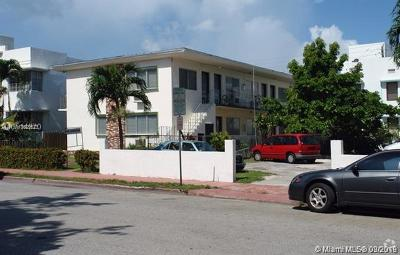 Miami Beach Commercial For Sale: 944 Jefferson Ave