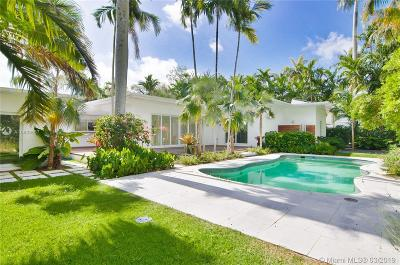 Miami Beach Single Family Home Sold: 2544 Lucerne Ave